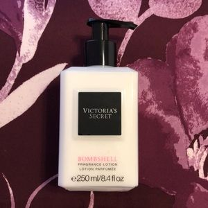 Victoria secret bombshell lotion